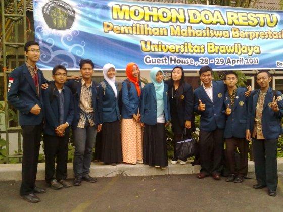 Seleksi Mahasiswa Berprestasi 2011