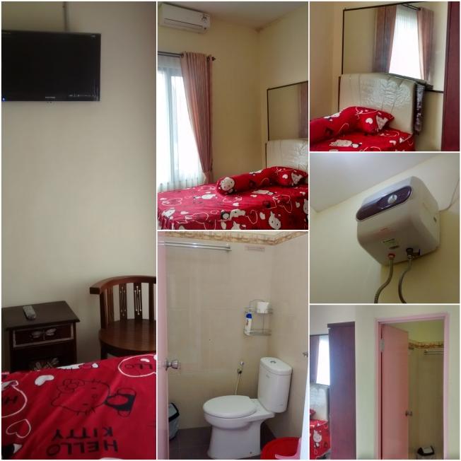 Kamar mandi dalam -griya santa